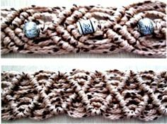 Free Macrame Belt Pattern