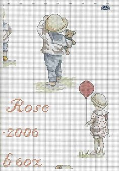 All Our Yesterdays Baby Sampler - chart 2 Cross Stitch Numbers, Cross Stitch Boards, Cross Stitch Baby, Cross Stitch Alphabet, Cross Stitch Samplers, Cross Stitching, Cross Stitch Embroidery, Cross Stitch Designs, Cross Stitch Patterns