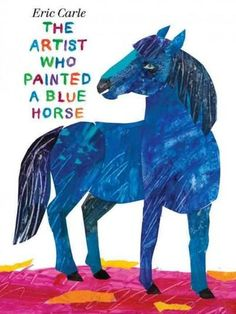 A brilliant new Eric Carle picture book for the artist in us all Every child has an artist inside them, and this vibrant picture book from Eric Carle will help let it out. The artist in this book pain