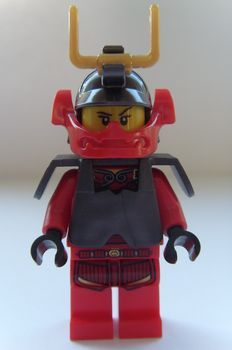 Samurai X LEGO Ninjago Minifigure