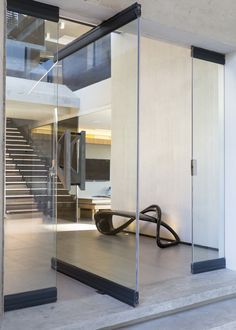 Concrete House | Entrance | Nico van der Meulen Architects #Design #Architecture…