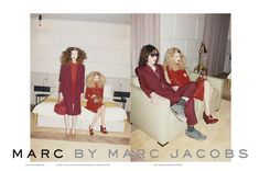 Marc by Marc Jacobs Fall/Winter 2013/2014 Campaign | The Fashionography