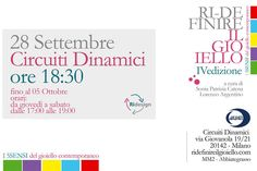 #Ridefinireilgioiello #gioiellocontemporaneo  @chimajarno  Circuiti Dinamici  #Milano  http://omaventiquaranta.blogspot.it/2014/09/ri-definire-il-gioiello-iv-i-5-sensi.html