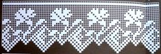 Filet Crochet, Crochet Borders, Crochet Lace, Crochet Patterns, Crochet Placemats, Black Rings, Cotton Thread, Lace Trim, Paper Crafts