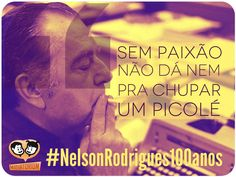 Nelson Rodrigues 100 anos