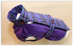 The Dachshund Shop - Puppichic Wool Coats - Camden Coat