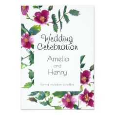 #Vintage Rose - wedding invitation - #weddinginvitations #wedding #invitations #party #card #cards #invitation #country