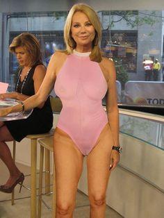 Kathie lee gifford see through