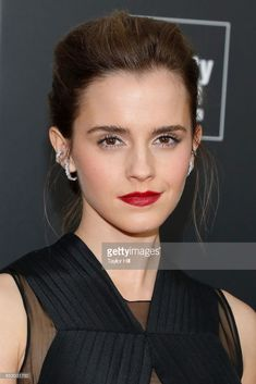 Foto di attualità : Actress Emma Watson attends the 'Beauty and the...