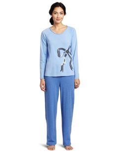 Hue Sleepwear Women's Heathered Fleece Ready Set Go Thermal Sleepwear Set HUE. $14.63. Heathered fleece. Sleep set. Machine Wash. Top: 60% Cotton/40% Polyester; Bottom: 65% Cotton/35% Polyester