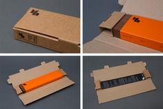 Упаковка для часов мебельного бренда Matthew Hilton – обзор упаковки от компании АНТЭК