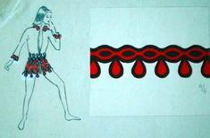 Runa Zumara Mode Designe RZ © 1967-1972