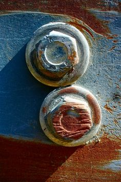 Nuts and Bolts  8x10 Abstract by sherilwright on Etsy, $20.00
