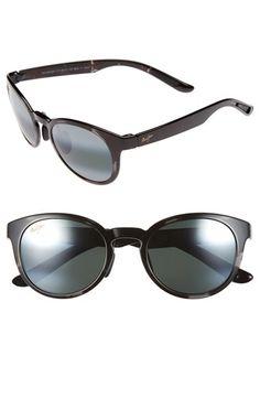 03d7518604 Maui Jim Keanae 49mm Polarized Sunglasses