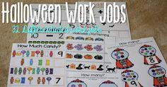 https://www.teacherspayteachers.com/Product/Halloween-Work-Jobs-2155762