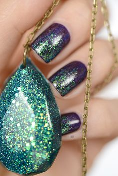 November 2014 Enchanted Polish Gaia ILNP