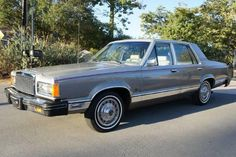 1982 Ford Granada,rare in it's day,and even more so now
