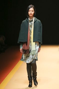 [No.27/58] matohu 2014~15秋冬コレクション | Fashionsnap.com