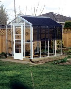greenhouse gardening site