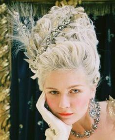 Marie Antoinette coronation hair photo by ambroling | Photobucket