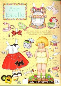 Ann Estelle http://www.pinterest.com/pearlswithplaid/paper-dolls-for-real/