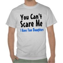 You cant scare me tees Gifts For Dad, Fathers Day Gifts, Unique Gifts, Tees, Mens Tops, Dad Gifts, T Shirts, Father's Day Gifts, Teas