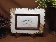Refuse to be Ordinary by Artsco on Etsy