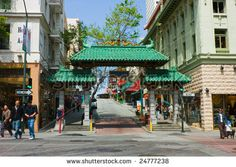 san francisco chinatown illustration - Google Search