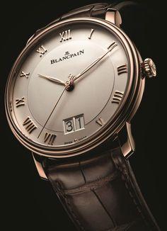 Blancpain Villeret Grande Date watch - Perpetuelle