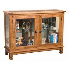 Sedona Sedona Console Curio by Sunny Designs - conlin's furniture