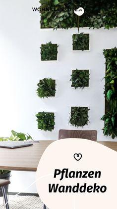 Das Urban Jungle Feeling mit Pflanzen Wanddeko in Dein Zuhause zu bringen, geht ganz einfach. Wir zeigen Dir Ideen für eine Plant Wall und unsere Pflanzenbilder-Favoriten. Industrial, Plants, Enterprise Architecture, Food Coloring, Glass Ball, Indoor House Plants, Room Wall Decor, Home Decor Accessories, Industrial Music