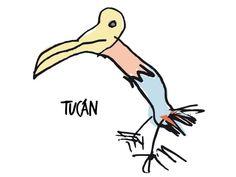 Tucán, Diseño Gráfico, Pantuás, Elena Povo