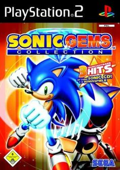 Sonic Gems Collection For PS2