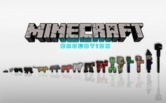 Minecraft Wallpaper Room