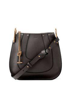 09d8003309 Chloe Hayley Small Leather Hobo Bag