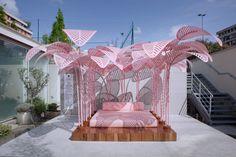 Le Refuge: The Most Instagrammed Thing at Milan Design Week - Design Milk
