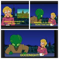 Quote from Futurama