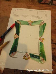 「ステンドグラス フォトフレーム」のブログ記事一覧-Stained Glass : Stained Attend