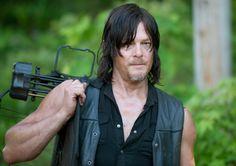 The Walking Dead Season 6 First-Look Photos - Daryl Dixon (Norman Reedus)