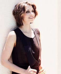 """Lauren Cohan - Maggie in """"The Walking Dead"""""""