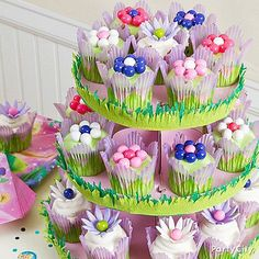fairy birthday cupcakes - Google Search