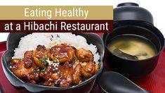 Hibachi Grill | Healthy Eating At Hibachi Restaurants - Cookeryaki Heart Healthy Diet, Healthy Sides, Healthy Protein, Healthy Salads, Healthy Options, Healthy Eating, Hibachi Restaurant, Restaurant Recipes, Whole Wheat Noodles