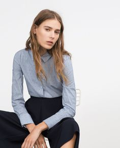 CROP TOP-View all-Tops-WOMAN | ZARA United States