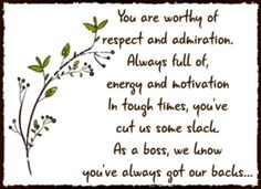 Birthday Messages Boss Quotes Wishes For