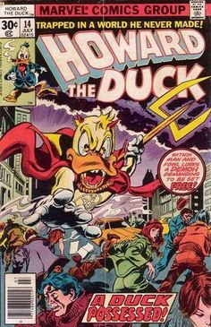 Howard the Duck Vol 1 14