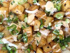 Ook lekker! Tex-aardappels uit de oven