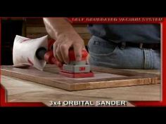 3M™ Power Tools : Solid Surface Clean Sanding Demo - YouTube