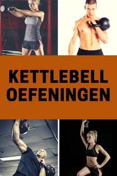 kettlebell oefeningen Best Kettlebell Exercises, Kettlebell Training, Body Fitness, Abs, Workout, Sports, Healthy, Hs Sports, 6 Pack Abs