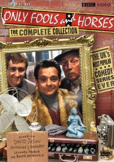 TV - Only Fools & Horses my favourite show ever to watch when home from school with sickness