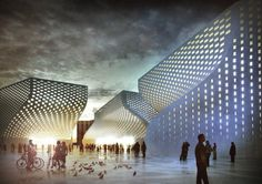 Big bjarke ingels images architecture